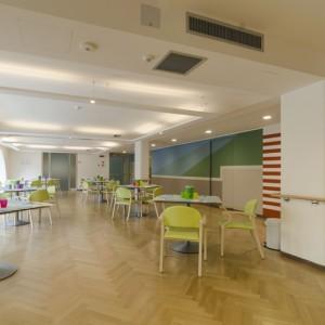 Centro diurno integrato Fondazione Honegger Albino (Bergamo)